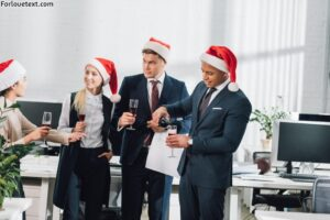 Christmas Messages For Coworkers